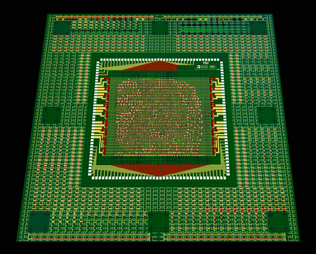 Modern microprocessor built from complementary carbon nanotube transistors - The Latest Science